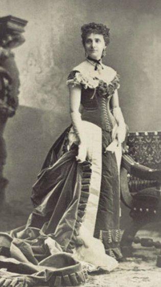 Marie Vernet, la primera modelo. De Marie a las instamodels