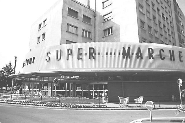 Hipermercado, gran superficie de retail de consumo