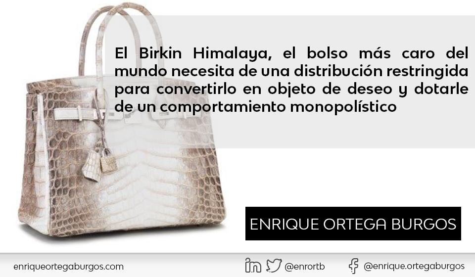 Birkin Himalaya el bolso más caro del mundo