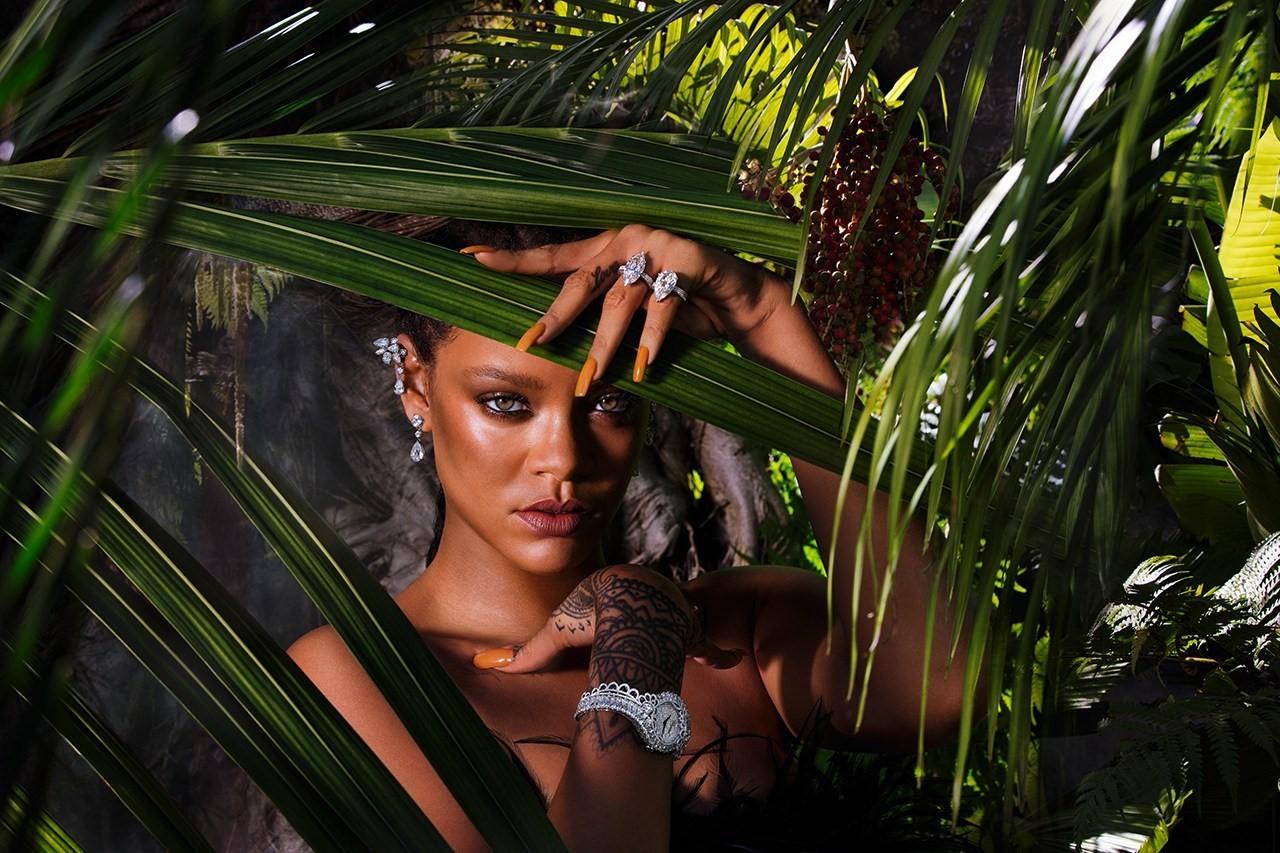Cuales Son Los Tatuajes De Rihanna colaboraciones de rihanna en la moda antes de fenty