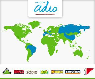 marcas Grupo Adeo