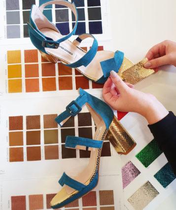 Newsletter showroom personaliza tu zapato.