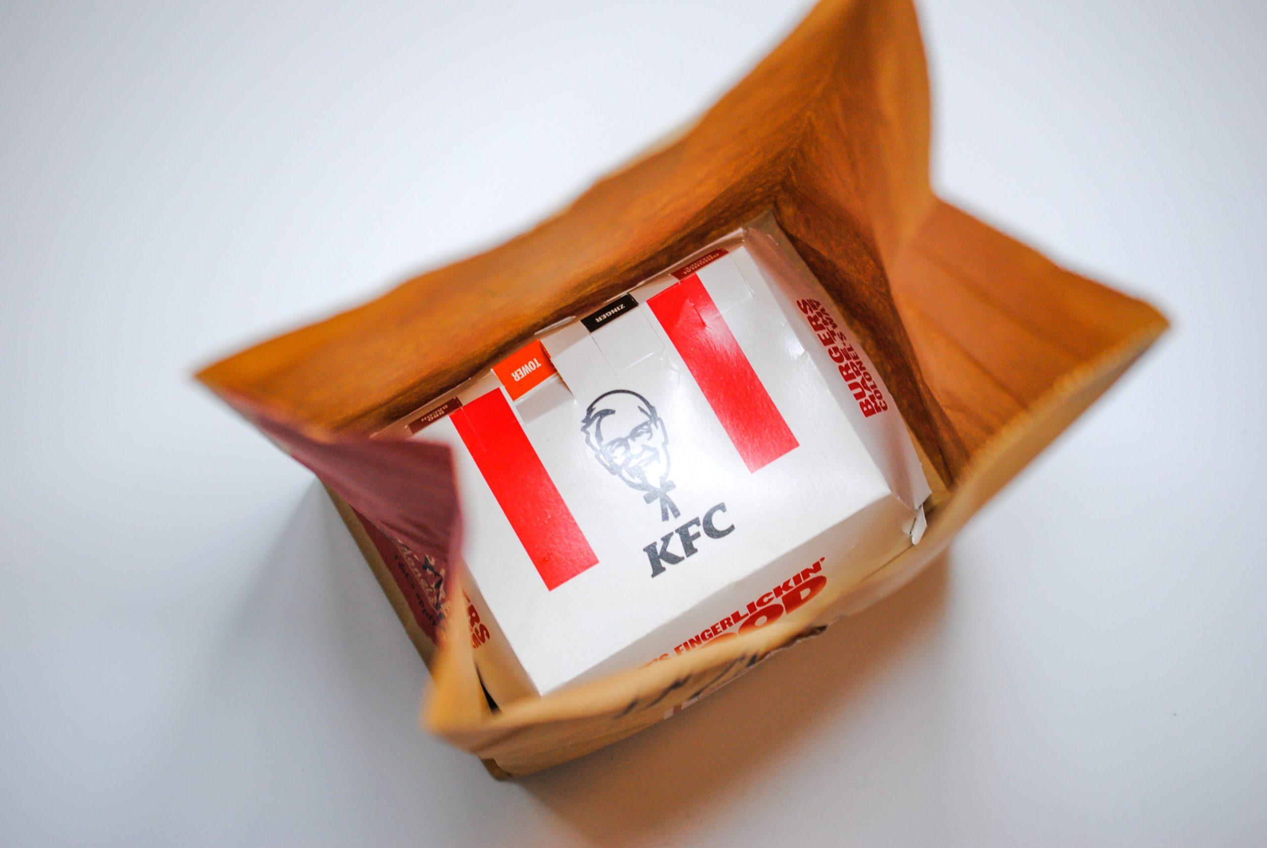Patentes KFC