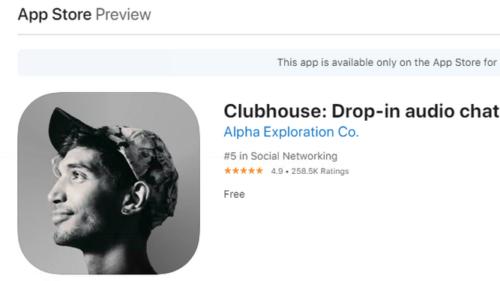 Clubhouse descarga
