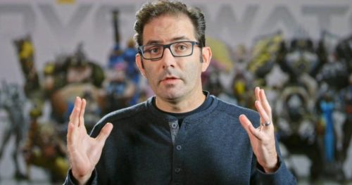 Jeff Kaplan Ex Blizzard
