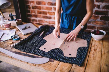 herramientas en la industria textil