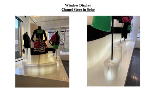 Molo design vs Chanel