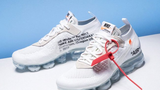 Off White Nike colaboraciones