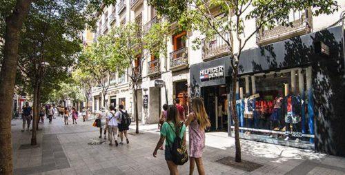Shopping Madrid Milla de Oro