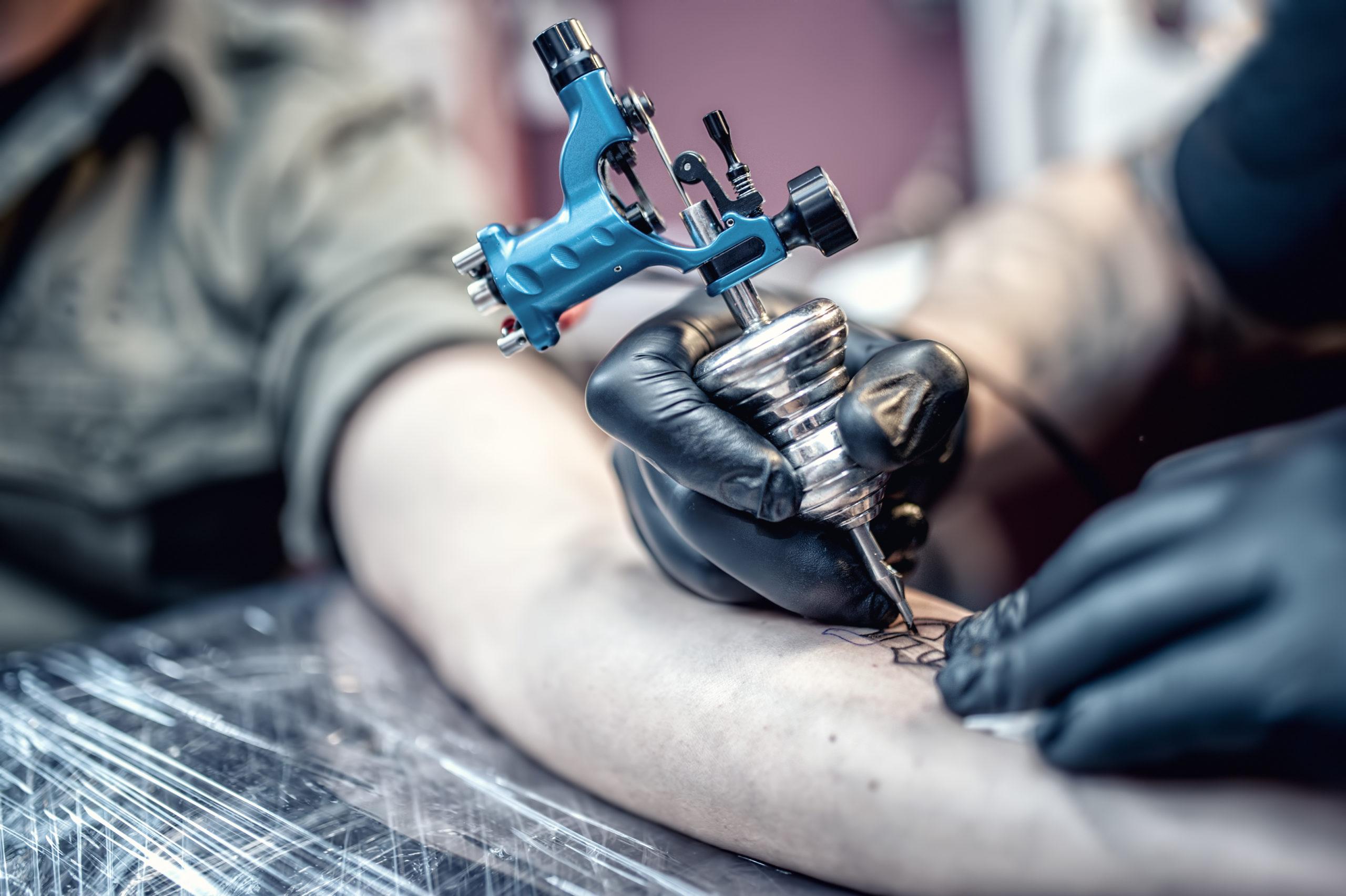 Tatuaje propiedad intelctual