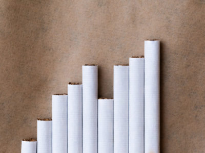 Cigarrillos falsificados