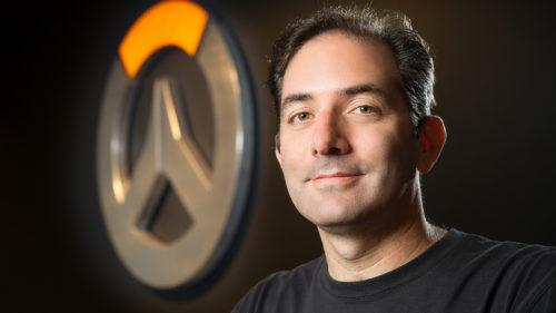 Jeff Kaplan, director de Overwatch