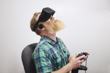 La realidad virtual y los videojuegos