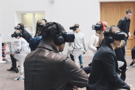 salas de juego de realidad virtual