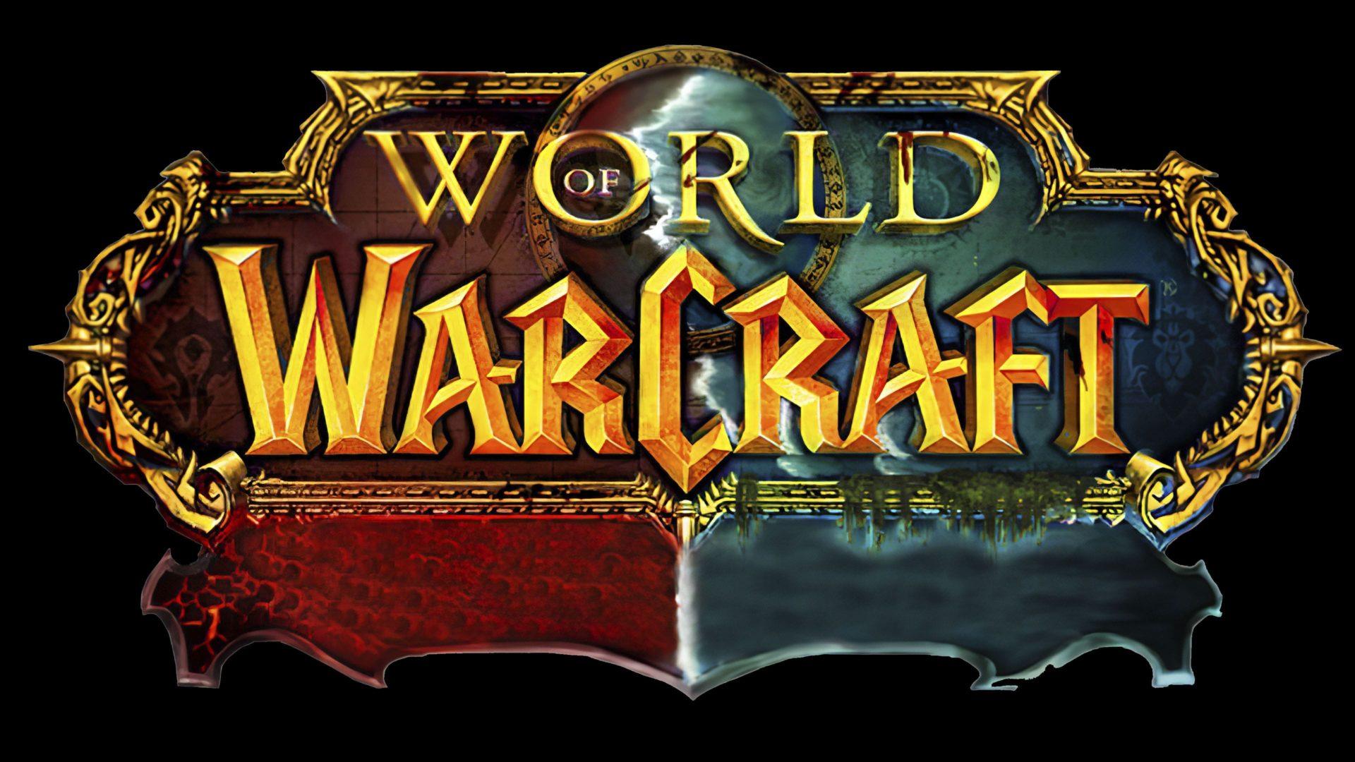 WORLD OF WARCRAFT BLIZZARD ENTERTAINMENT