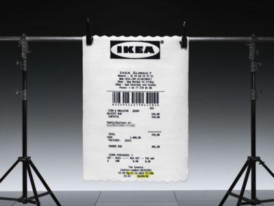 OFF WHITE IKEA