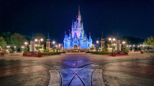 Parques de atracciones de Disney