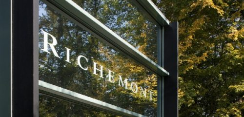 grupo richemont accionistas
