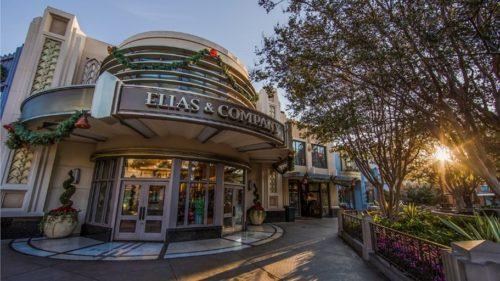 Buena Vista Street. Fuente: Disney Parks.