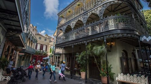New Orleans Square. Autor: Joshua Sudock. Copyright: 2019 Disney Enterprises Inc.